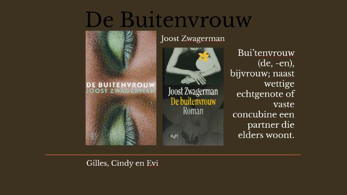 De Buitenvrouw By Evi Van Der Laan On Prezi
