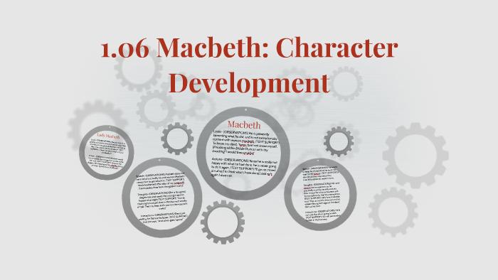 macbeth character development graphic organizer