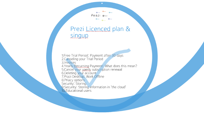 prezi free trial for students
