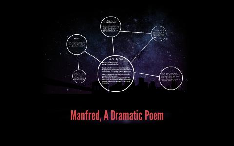 manfred lord byron summary
