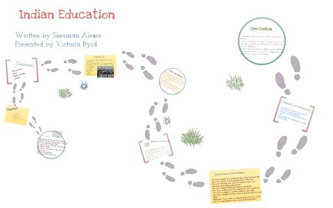 sherman alexie education
