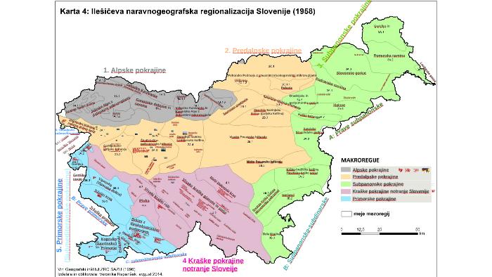 Ilesiceva Regionalizacija Alpe By Stunny Fur On Prezi Next
