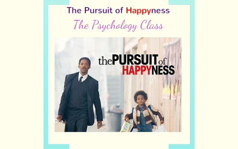 pursuit of happyness movie essay