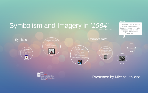 Imagery and Symbolism in 1984 by Michael Italiano on Prezi