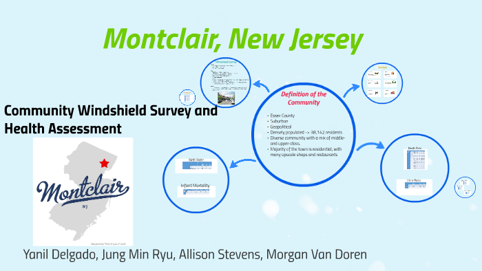Community Windshield Survey And Health Assessment By Morgan Van