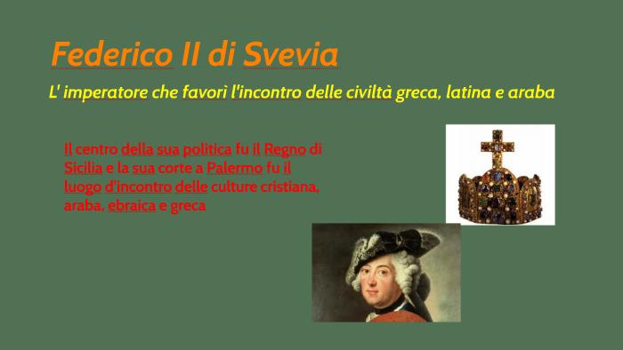 Federico II di Svevia by martina demarchi on Prezi