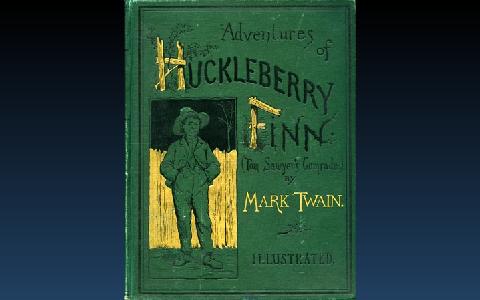 humor in the adventures of huckleberry finn