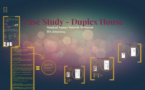 Case Study - Duplex House by nourah nassar on Prezi