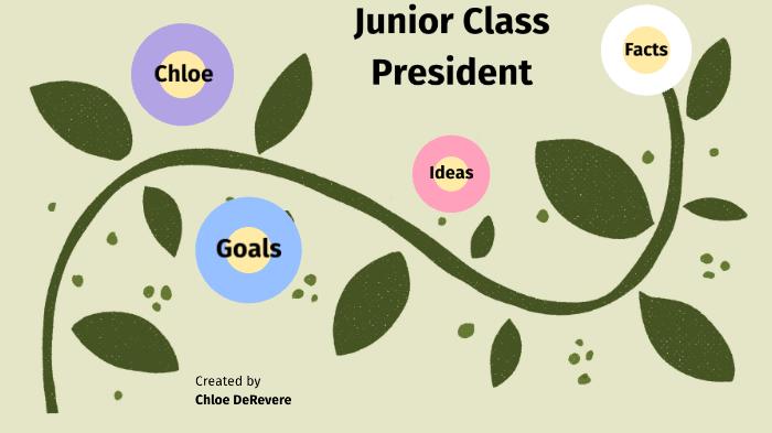 Junior Class President:Chloe by Chloe DeRevere on Prezi Next