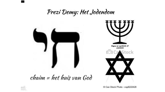 Prezi Jodendom By Demy Van Den Bergh On Prezi