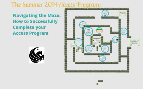 The 2014 Summer Access Program By Lead Tutor Sarc On Prezi
