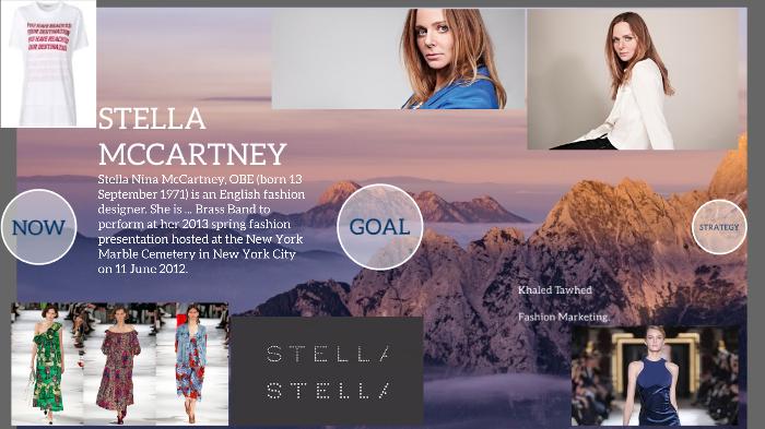 Stella Mccarthy By Khaled Tawhed On Prezi Next