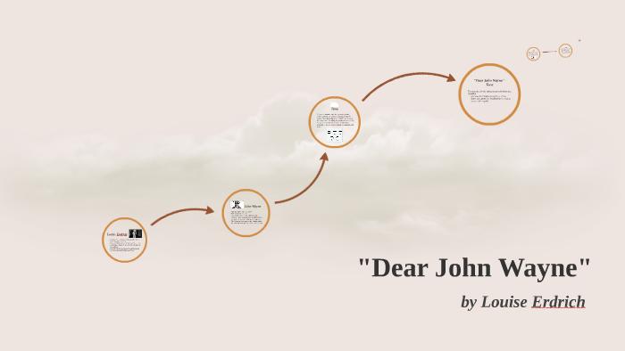 dear john wayne