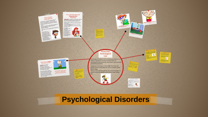 Psychological Disorders By Jordan Billingsley On Prezi