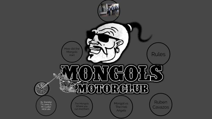 Mongols motorclub by Brandon Taylor on Prezi Next