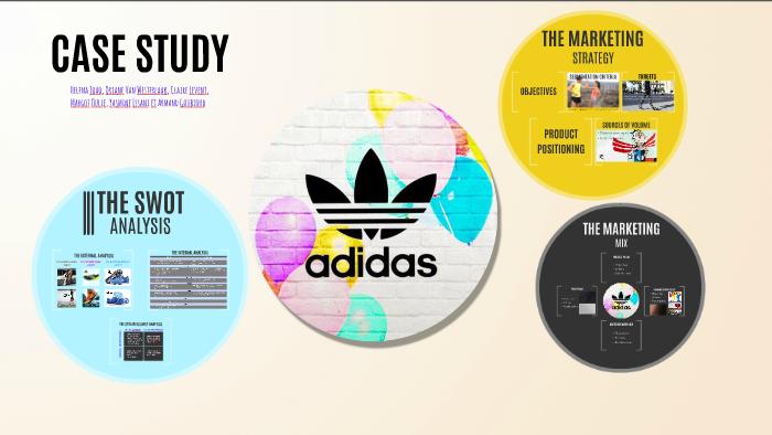 case study : adidas by Oriane Van Westerlaak on Prezi