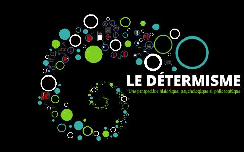 LE DÉTERMISME by Catherine Rheault on Prezi
