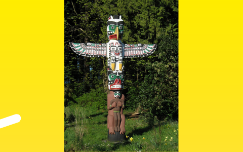 when was totem by thomas king published