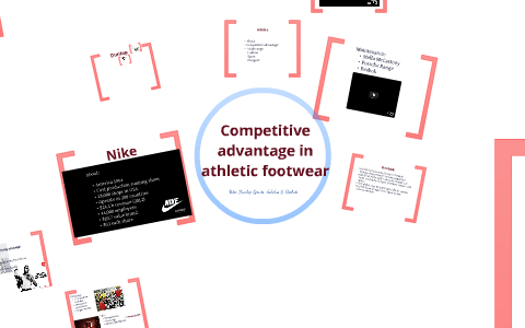 competitive advantages of nike