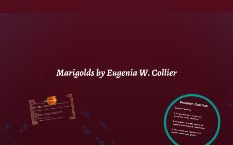 what is the theme of the short story marigolds