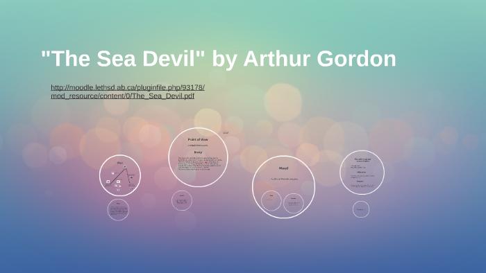 The sea devil short story pdf