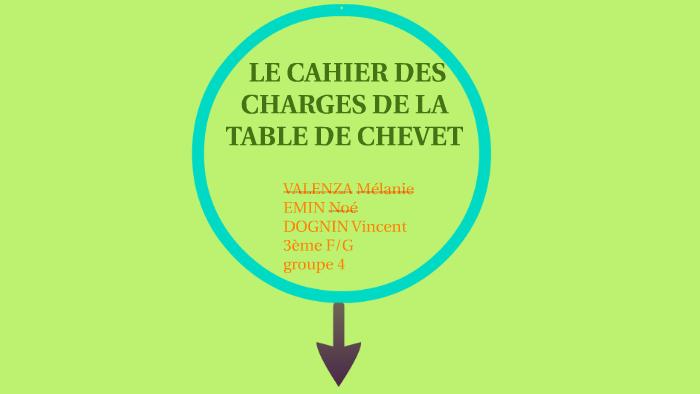 de by 3FG4 charges Prezi table on de Cahier 14 chevet des la 15 CWrQBodxe