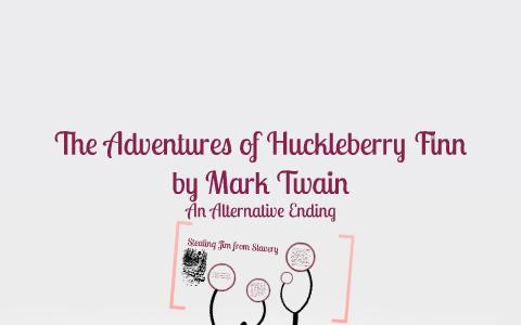 huckleberry finn ending