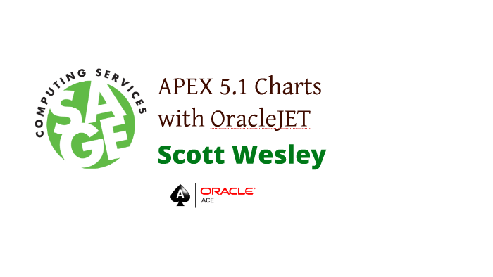 APEX 5 1 Charts with OracleJET by Scott Wesley on Prezi