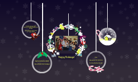 Happy Holidays Powerpoint Template Free Prezi