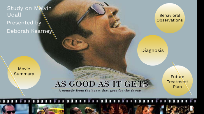 as good as it gets movie summary