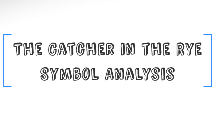 Catcher In The Rye By Isabel Calero On Prezi