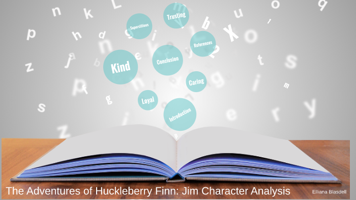 huckleberry finn jim analysis