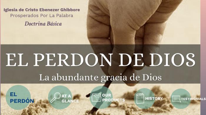 ARREPENTIMIENTO, CONVERSIÓN Y PERDÓN by WILSON JOSE RAMIREZ