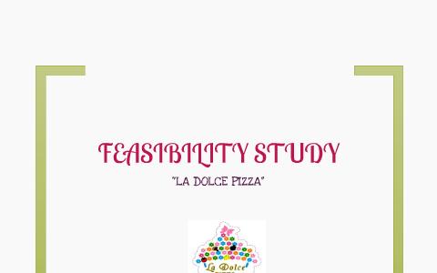 organizational feasibility study
