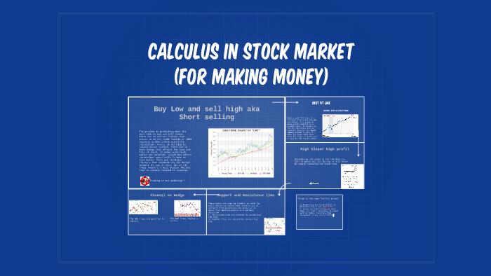 Calculus in stock market by Tenzin Sherpa on Prezi