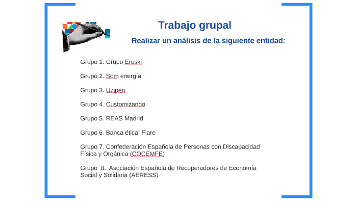 Trabajo Grupal By Luisa On Prezi