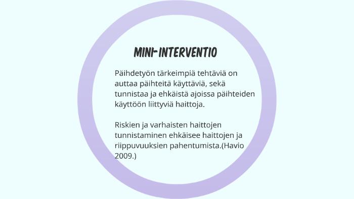 Mini-Interventio