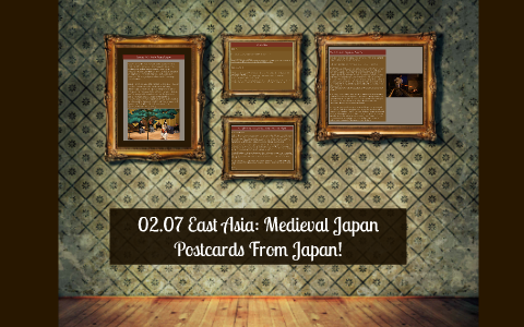 Postcards MEDIEVAL