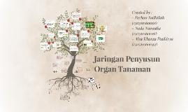 Jaringan Penyusun Organ By Farhan Fadhillah