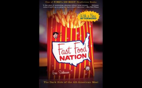 fast food nation book sparknotes