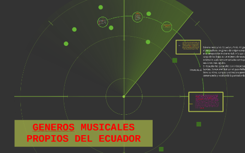 Generos Musicales Propios Del Ecuador By Prezi User On Prezi