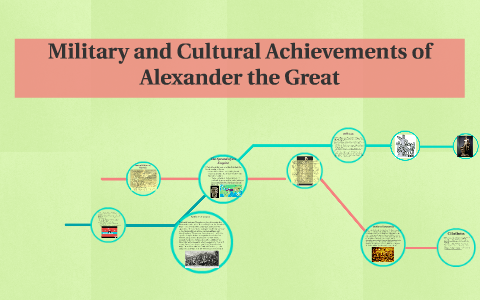 alexander the great achievements