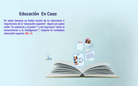 Educación En Casa By Nidia Consuelo Deaquiz Oyola