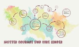 Mutter Courage Und Ihre Kinder By