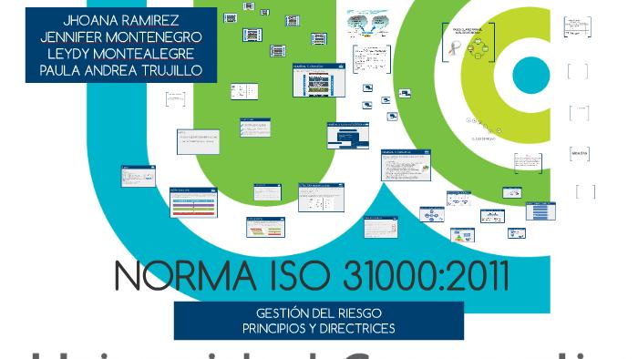 Copy of NORMA ISO 31000:2009 by jennifer MONTENEGRO on Prezi