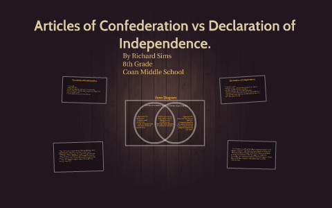 why is the constitution better than the articles of confederation