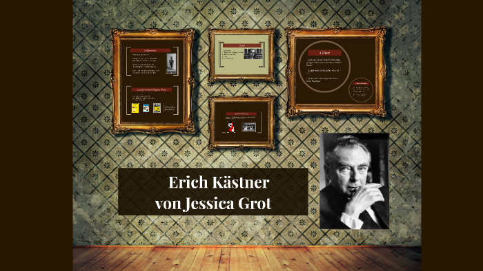 Erich Kästner By Jessica Grot On Prezi
