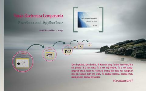 Basic Electronic Components by Colette Paulette Clerigo on Prezi