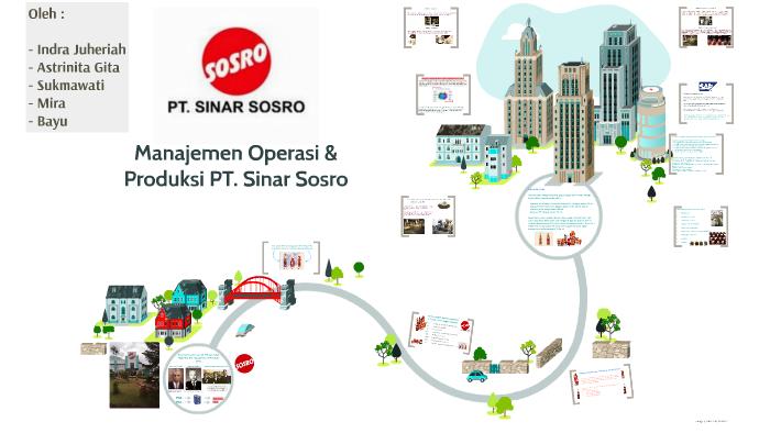 manajemen operasi produksi pt sinar sosro by indra juheriah manajemen operasi produksi pt sinar