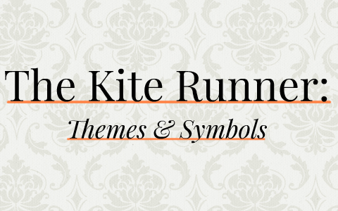 the kite runner project ideas